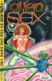 Alien Love Bite Sex With Aliens Comic images