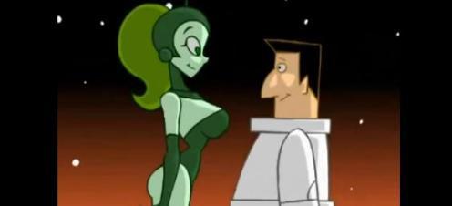 Alien Love Bite Sex With Aliens alien