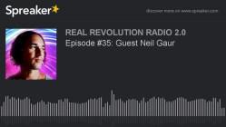 Neil Gaur Real Revolution Radio 2.0 maxresdefault