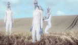 Tall White Reptilian Aliens crop-circle-beings1