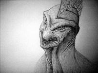 Tall White Reptilian Aliens reptilian-amonimo2