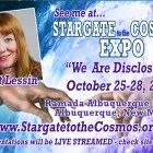 Speakers Cards for Stargate to the Cosmos Expo 2018