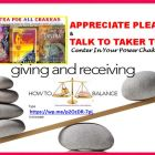 APPRECIATE PLEASER & TAKER TOO: Experiential Teaching Exercise