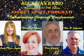 Aquarian-Radio Janet Theresa Dan Cooper Ken R Johnston