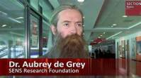 Aubrey de Grey SENS th