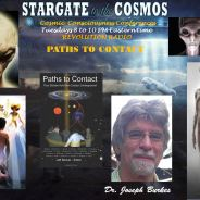 Joseph Burkes, MD ~ 12/18/18 ~ Stargate to the Cosmos ~ Revolution Radio ~ Hosts Janet Kira Lessin & Dr. Sasha Alex Lessin