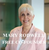 Rey Hernandez Mary Rodwell, Founders Picture