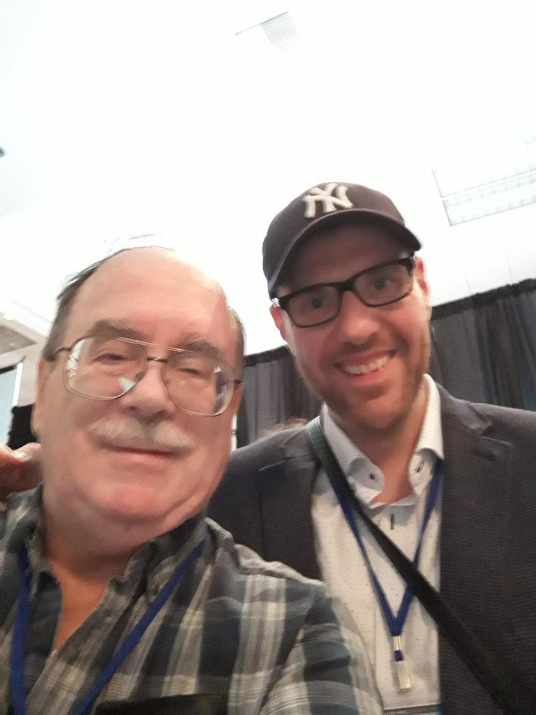 Bruce Cornet & Jonny Enoch