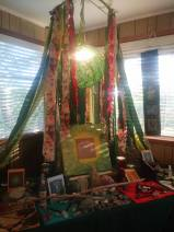 Beltane Altar- Thank you Shana!