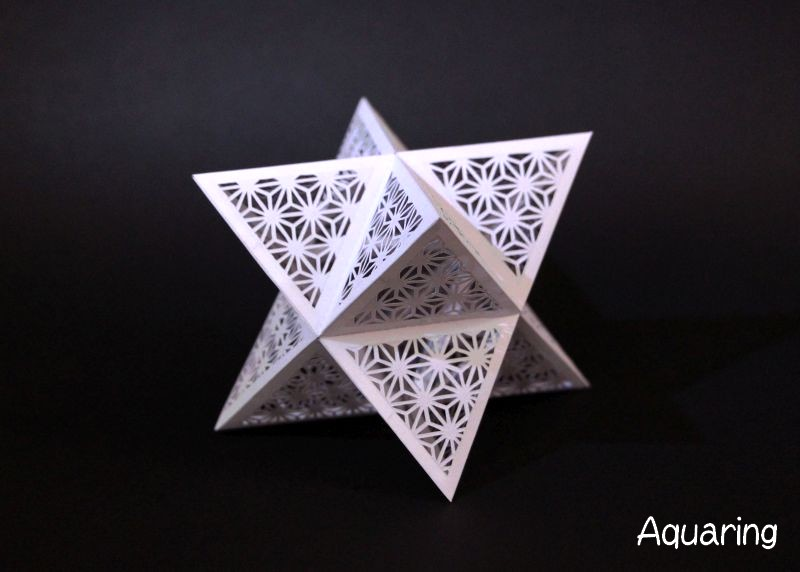 星型八面体