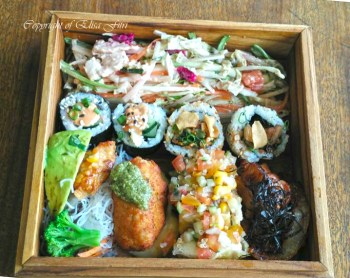 The Sayan House_Bento Box