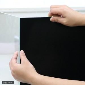 バックスクリーン黒-1