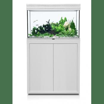aquatlantis aquarium meuble fusion pro 80x40 blanc new