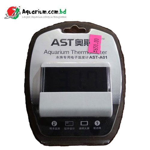 Aquarium Thermometer by AST