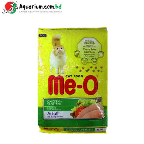 Me-O Chicken & Vegetable Adult 450g