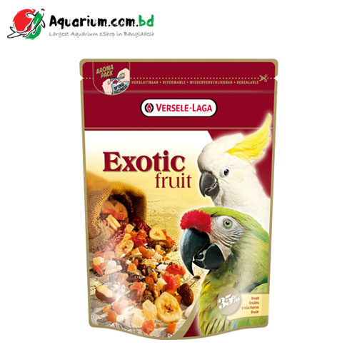 Versele-Laga Exotic Fruit(35% fruit-600g)