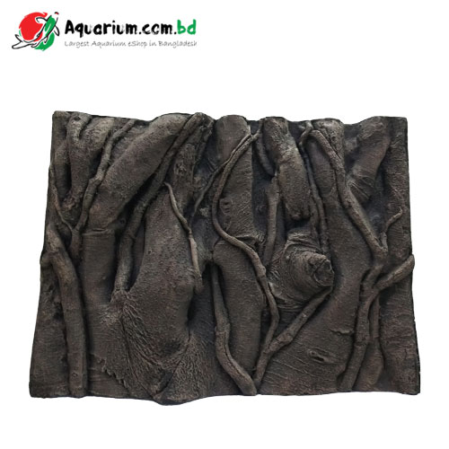24*18 inch Aquarium background(Tree Root)