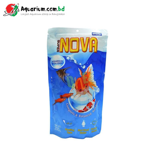 Super Nova- Fish Food(100g)