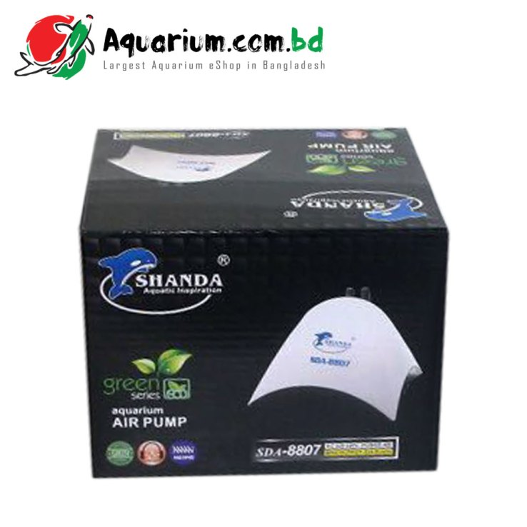 Shanda- Aquarium Air Pump(SDA-8807)