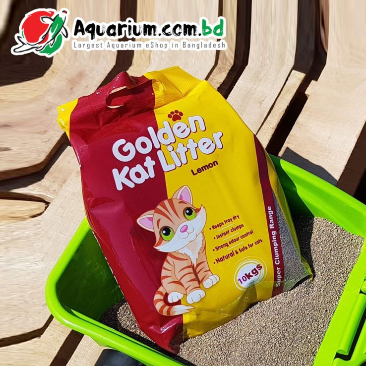 Golden-Kat-Litter--Lemon(10kgs)