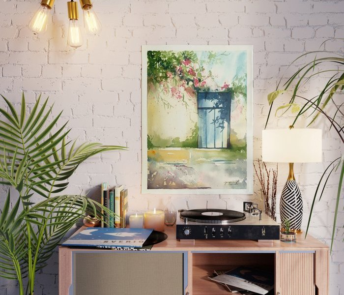 front-door-aesthetic-posters