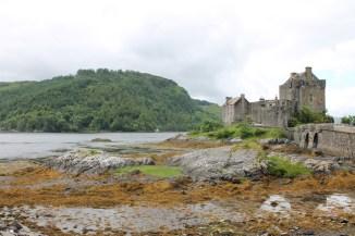 Eilean Donan Castle, home to clan MacCrae.