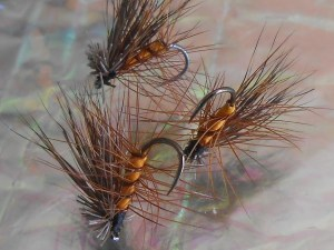 Elk Hair Caddis Aquas Viventes