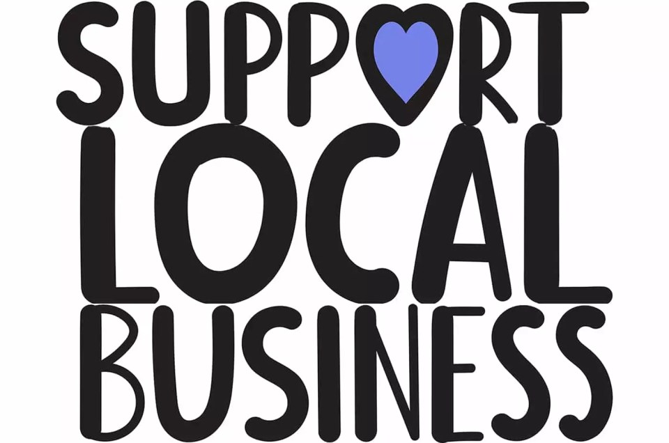 Support Small, Support Local