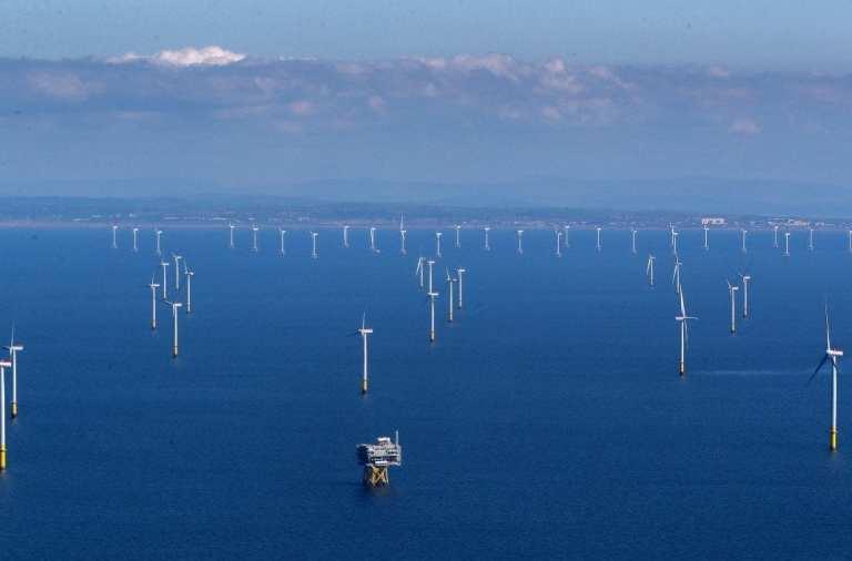 Centrale eoliene marine, nou record