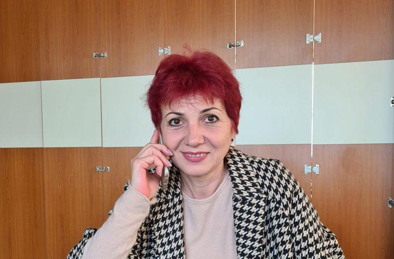 """Carmen Gavriliță: """"Nu mă raportez la frică, întotdeauna există o cale!"""""""