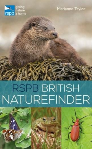 RSPB British Naturefinder