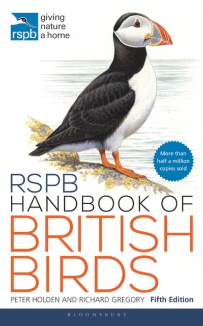 Handbook of British Birds