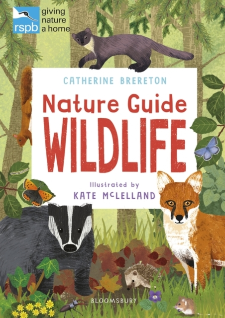 RSPB Nature Guide Wildlife
