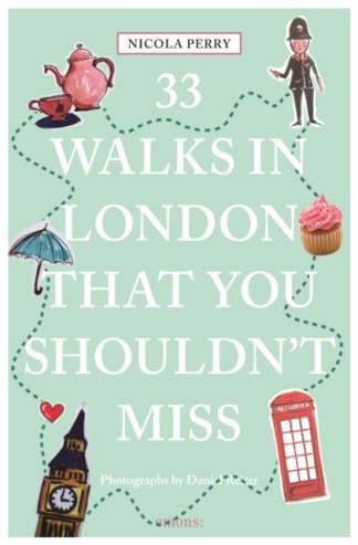 33 Walks in London