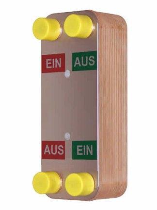 Plattenwärmetauscher ATT-P0002