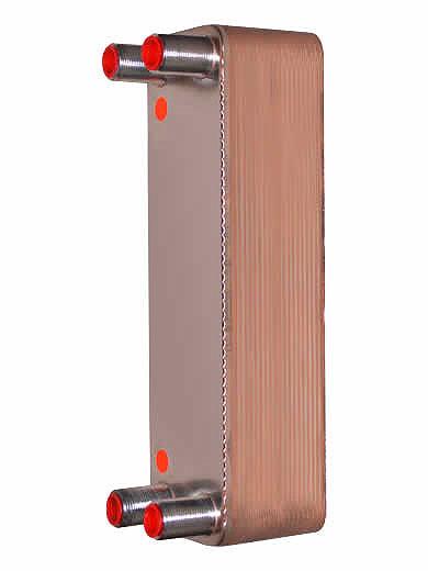 Plattenwärmetauscher ATT-P0064