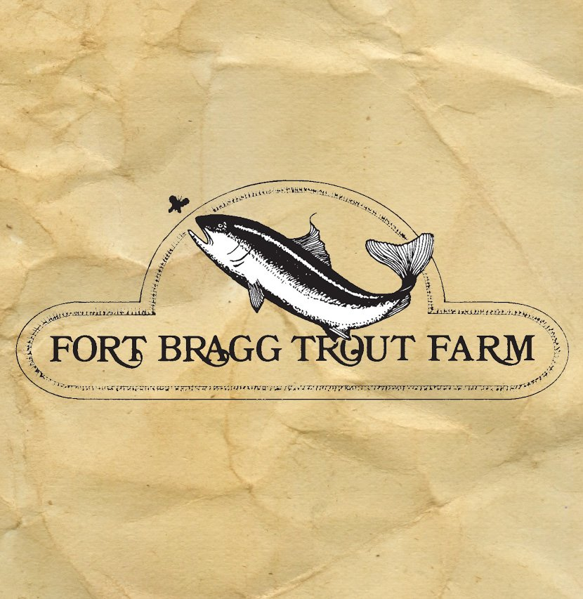Trout Farm Logo