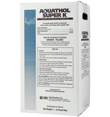 Aquathol Super K-357x381