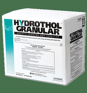 Hydrothol Granular 40lb Box-357x381