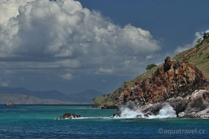Ostrov Laba v NP Komodo