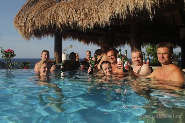 Selang resort bazén