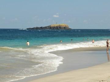 Bali pláž Pasir putih