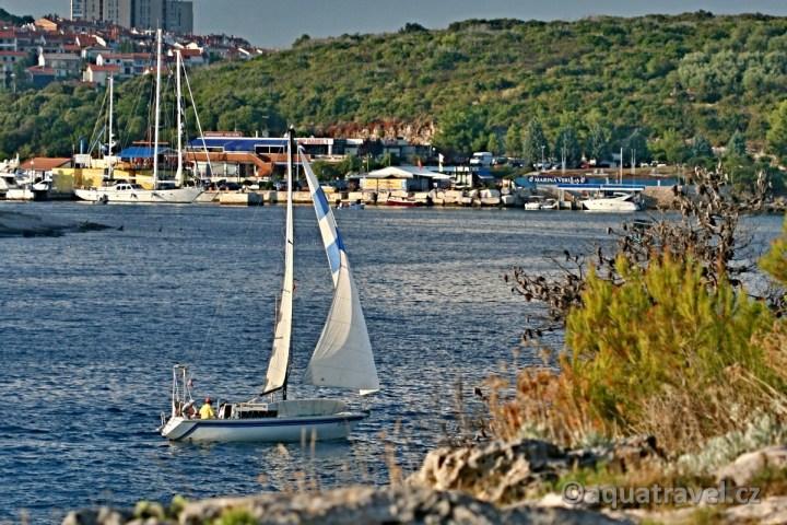 Pješčana Uvala - dive centrum z ostrova Veruda