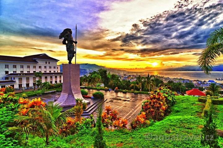 Památník C.M.Tiahahu Ambon