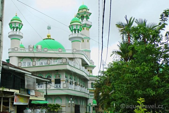 Mešita v Manadu