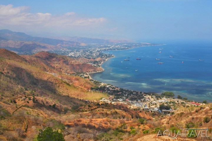 Dili, hlavní město Východního Timoru
