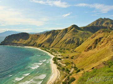 Pláže Východního Timoru za Dili