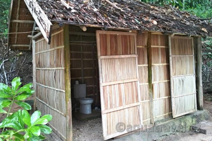 15-ubytovani raja ampat kri wc
