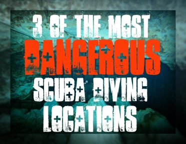 Most dangerous scuba diving locations - NOT Bali.
