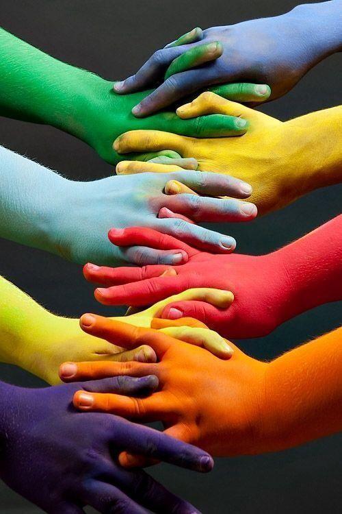 La diversidad construye comunidades creativas